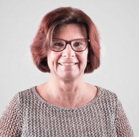 Portrait von Sonja Ruchti, Geschäftsstellenleiterin und Vize-Präsidentin.